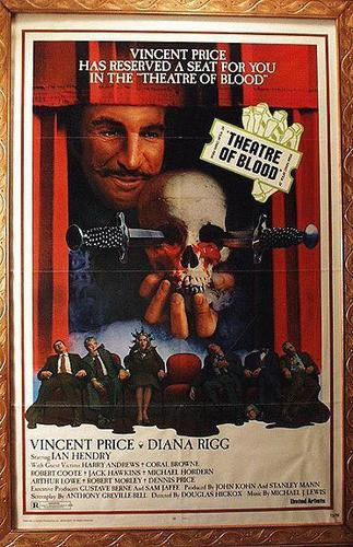 Vincent Price wallpaper titled Theatre Of Blood