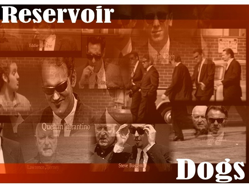 They are reservoir perros