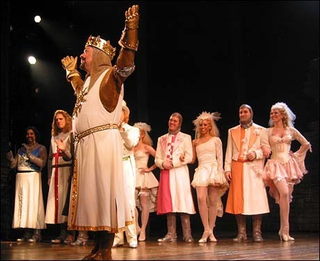 Tim Curry - Spamalot Photo (888548) - Fanpop