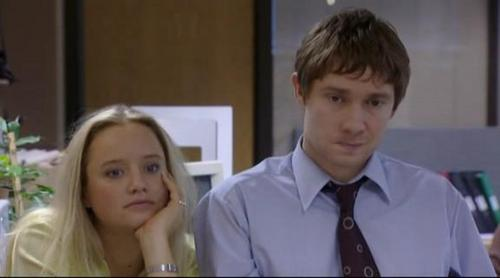 Tim and Dawn