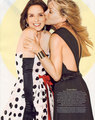 Tina and Jane in InStyle