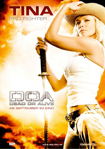 (Movie) Dead or Alive: Tina Armstrong