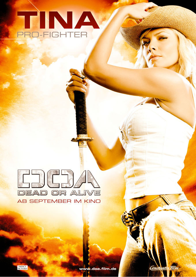 Sarah carter dead or alive 3