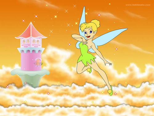 Tinkerbell پیپر وال called TinkerBell