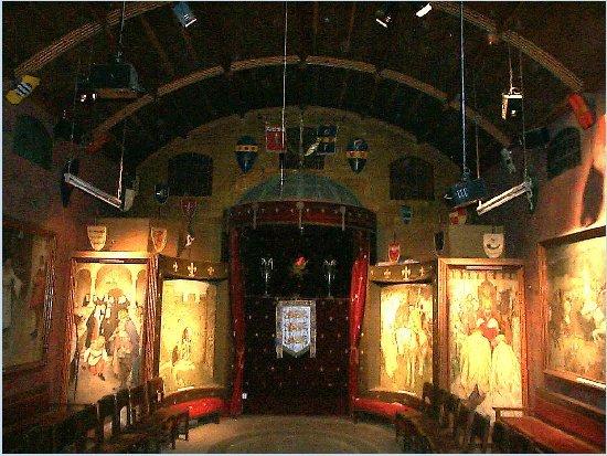 Tintagel church wedding