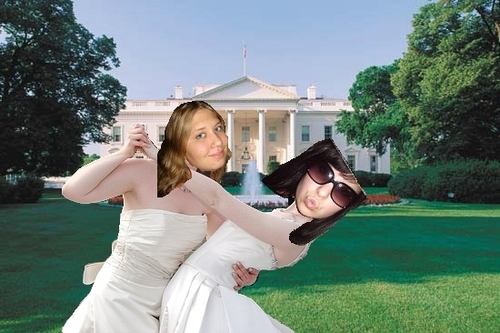 To the White House!