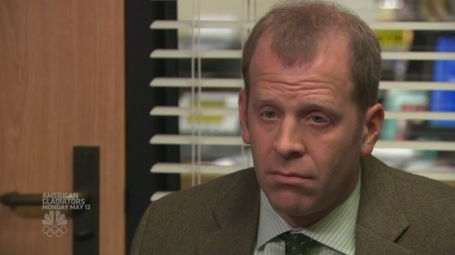 Toby in Did I Stutter - toby-flenderson Screencap