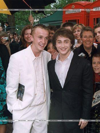 Tom Felton & Daniel Radcliffe