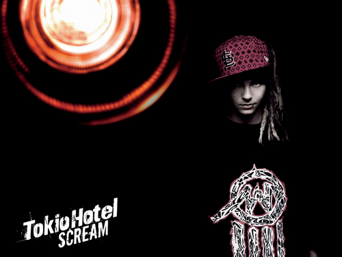 Tokio Hotel fond d'écran called Tom