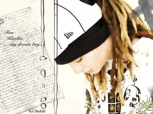 Tokio Hotel 壁纸 titled Tom