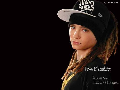 Tokio Hotel fond d'écran called Tom