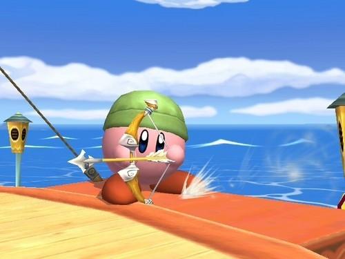Toon Link Kirby