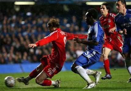 Torres vs Liverpool