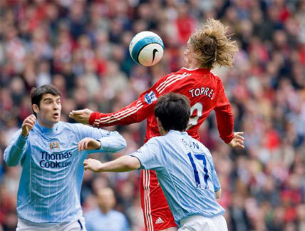 Torres vs Man City