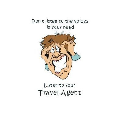 Travel Agent T-Shirt - travel Fan Art