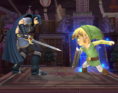 Triforce Slash (Toon Link)