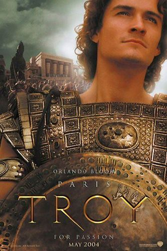 Troy - Paris