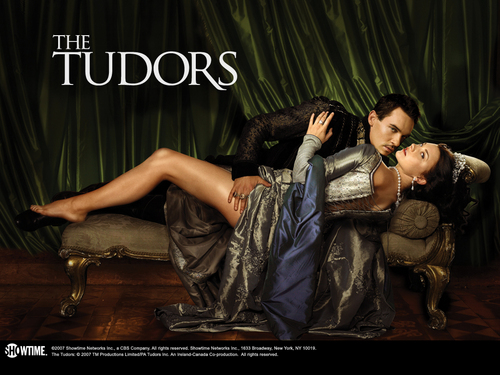 The Tudors wallpaper containing a drawing room entitled Tudors