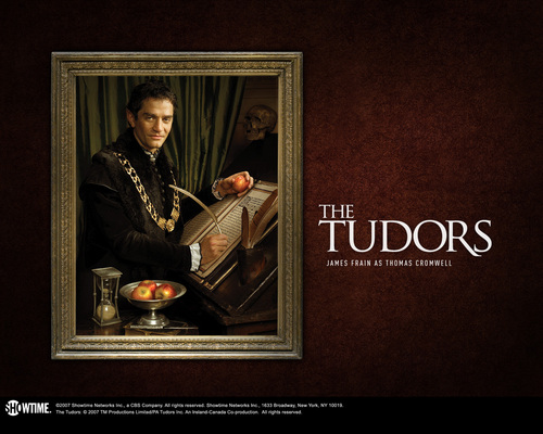 The Tudors wallpaper containing a sign entitled Tudors