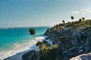 Beaches wallpaper titled Tulum, Mexico