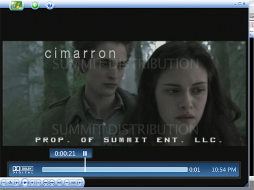 Twilight Teaser Trailer