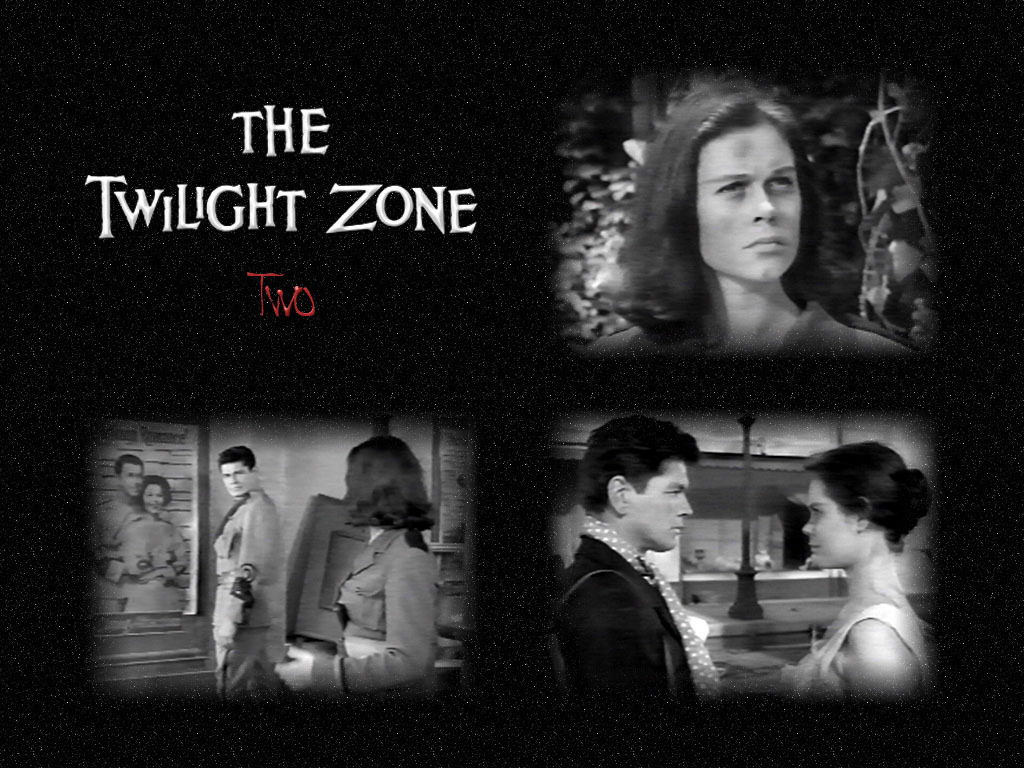 the twilight zone Rod serling's groundbreaking anthology series the twilight zone introduced some enduring science-fiction themes and one of the most iconic title sequences in tv history—not to mention a slew of famous guest stars a fresh-faced, soon-to-be captain james t kirk stars in one of the classic episodes.