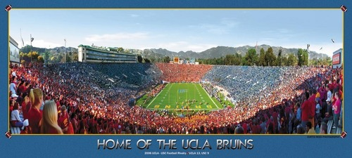 UCLA wins over USC, 13 to 9