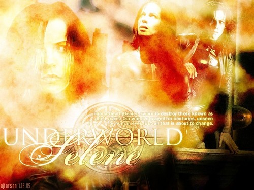 underworls wallpaper entitled UnderWorld Selene