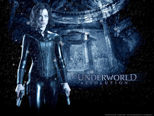 Underworld fond d'écran called Underworld Evolution