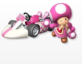 Unlockable Characters - mario-kart Photo