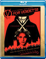 V FOR VENDETTA: May 20th - blu-ray photo