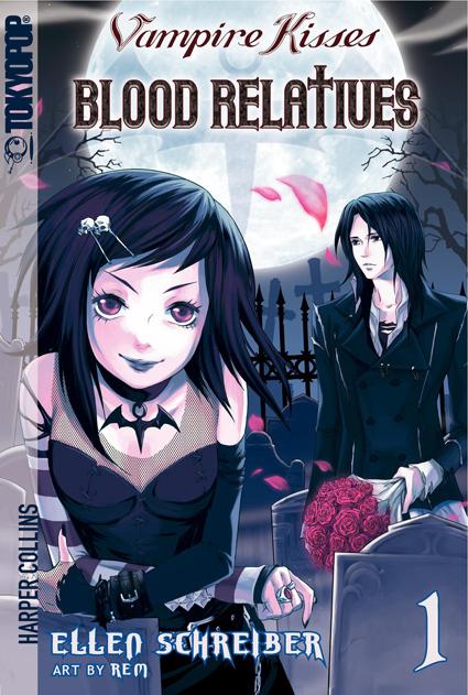 Vampire Kisses Alexander
