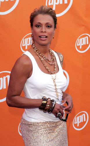 Valarie Pettiford - half-and-half Photo
