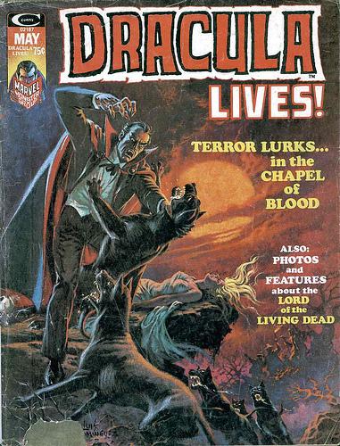 Vampire comics