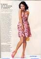 Vanessa Glamour Magazine Photoshoot