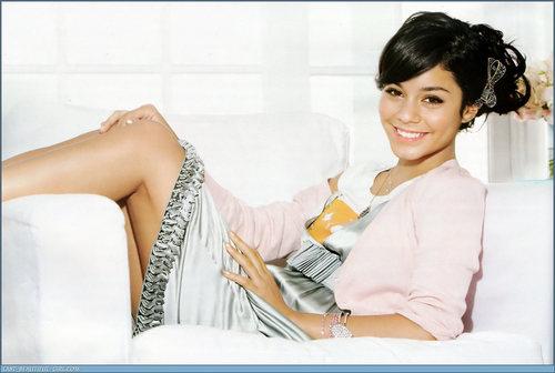 Vanessa in Seventeen