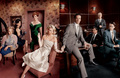 Vanity Fair shoot - mad-men photo