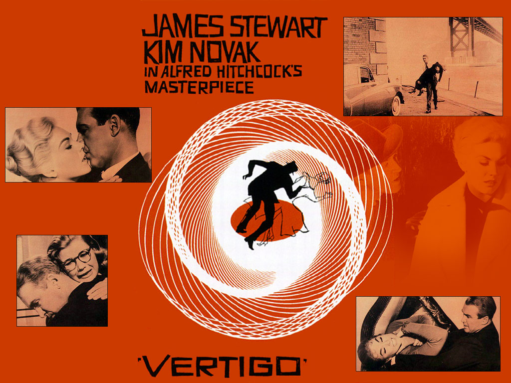 essay on the movie vertigo