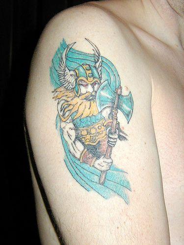 Viking Tat