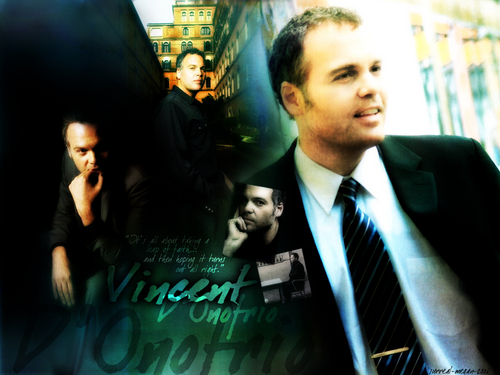 Law & Order: CI wallpaper containing a business suit entitled Vince