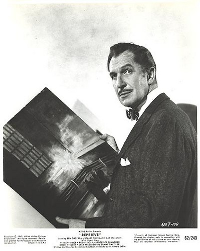 Vincent Price wallpaper probably containing a business suit titled Vincent Price