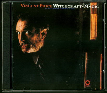 Vincent Price wallpaper called Witchcraft-Magic LP