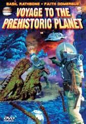 VoyageToThe Prehistoric Planet