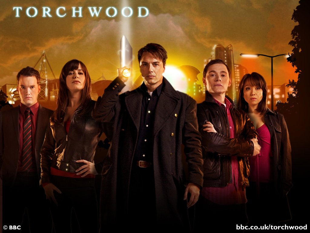 Wallpaper - Torchwood 1024x768 800x600