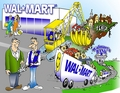 Wally World Cartoon