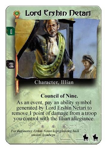 Wheel of Time Card Game