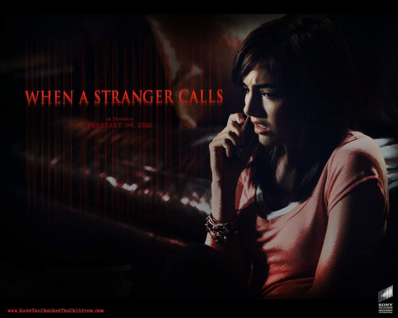 When A Stranger Calls Movies Wallpaper 1074174 Fanpop
