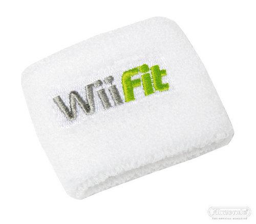 Wii Fit Sweatband