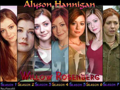 Willow Rosenberg Hintergrund called Willow