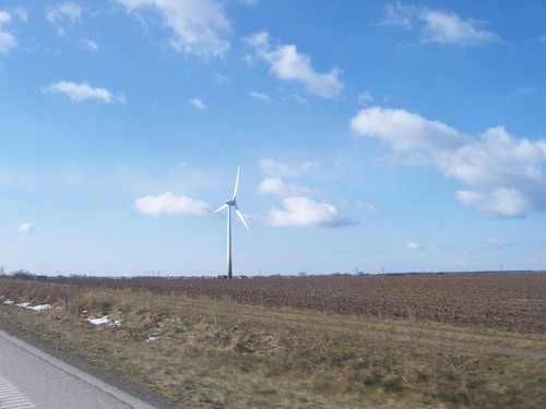 Keep Earth Green wallpaper with a jalur lalu lintas and a wind turbine called Wind Farms